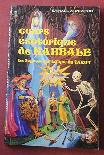 9782891450072: Cours �sot�rique de kabbale