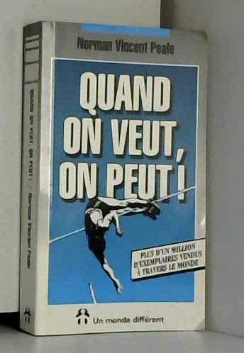 9782892252224: QUAND ON VEUT ON PEUT by Peale, Norman Vincent