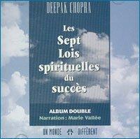 9782892255188: Les sept lois spirituelles du succes