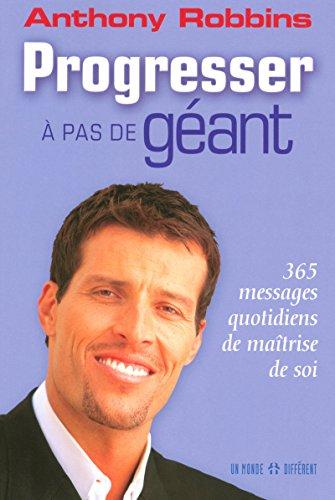 9782892256260: PROGRESSER A PAS DE GEANT
