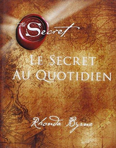 9782892258271: Le Secret au quotidien