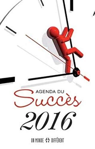 9782892258813: Agenda du succès 2016