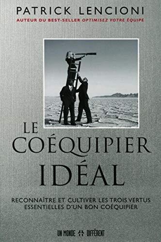 9782892259377: Le coéquipier idéal