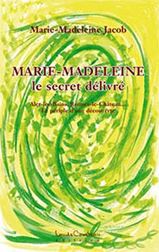 9782892393156: Marie-madeleine - le secret delivré