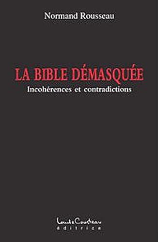 9782892393323: La Bible démasquée