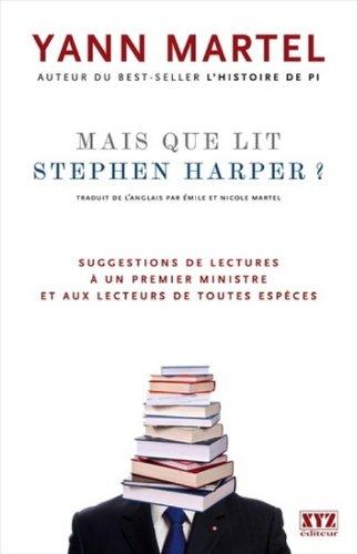 9782892615692: Mais Que Lit Stephen Harper ?