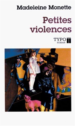 9782892951035: Petites violences