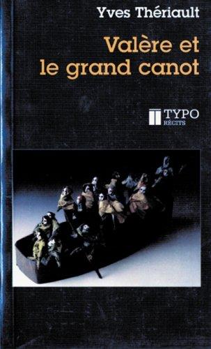 9782892951257: Valere et le Grand Canot