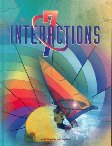 Interactions 7 - Manuel de l'?l?ve: Larry Elchuk
