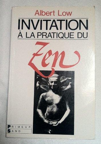 9782893570211: Invitation à la Pratique du ZEN