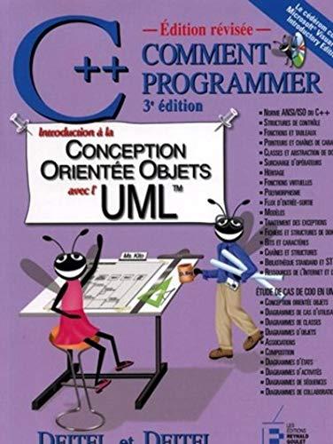 9782893772905: Comment programmer en C++ (1 livre + 1 CD-Rom)