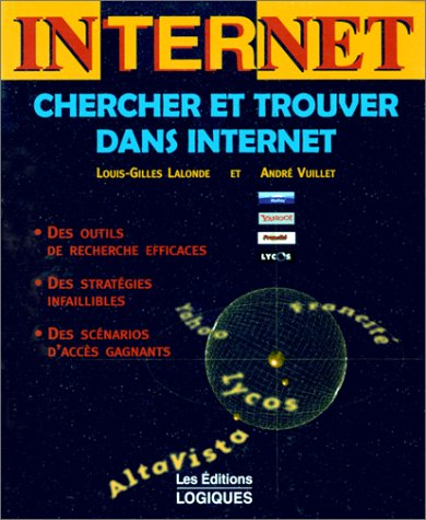 9782893815886: Chercher et trouver dans Internet