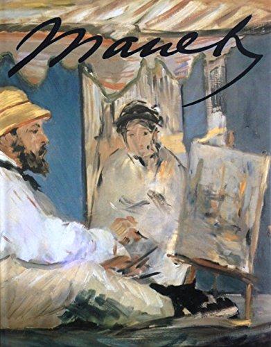 Manet (Phidal Art Series): Nathan, Sara, Manet, Edouard
