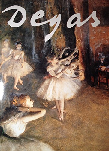 9782893930473: Degas (Phidal Art Series)