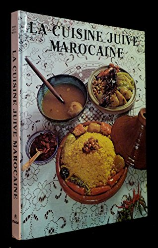 9782893933207: la cuisine juive marocaine - rivka levy mellul