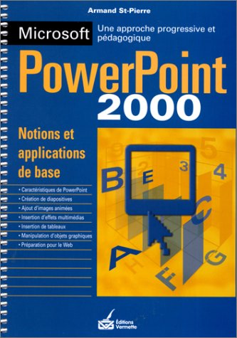 Powerpoint 2000 (French Edition): Saint-Pierre, Amand