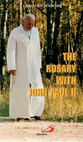 9782894205457: The Rosary with John Paul II