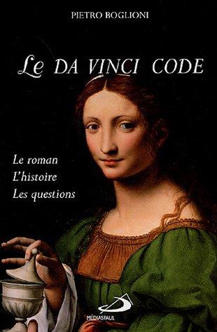 le da vinci code: Pierre Boglioni