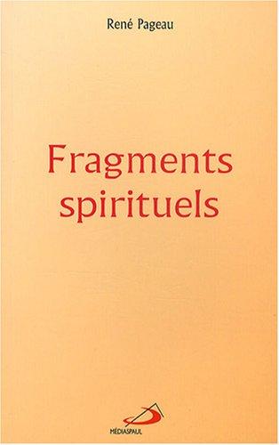 fragments spirituels: René