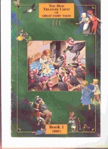 9782894290101: The Mini Treasure Chest of Great Fairy Tales