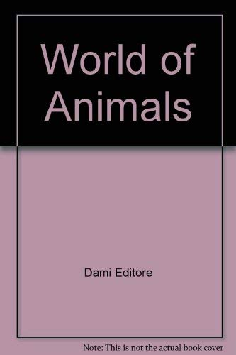 9782894290378: World of Animals