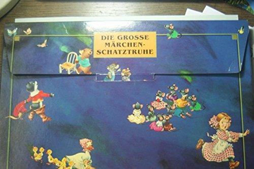 9782894291306: Die gro�e M�rchenschatztruhe Mappe 1