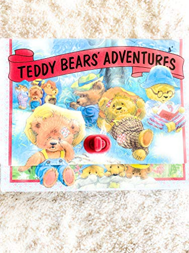 9782894291450: Teddy Bears' Adventures (4 Book Set)