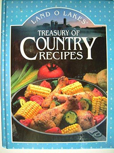 9782894291658: Land O Lakes - Treasury of Country Recipes