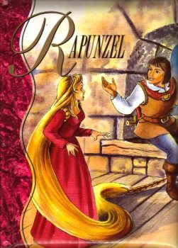 Rapunzel (Grimms' Storytime Library, Volume 1): Robyn Bryant