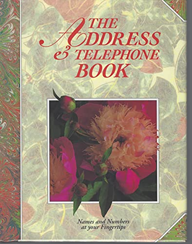 The Address and Telephone Book : Directory: Denis Cloutier
