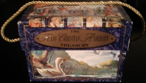 The Hans Christian Andersen Treasury (5 Book: Hans Christian Andersen
