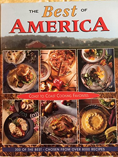 9782894299456: The Best of America Coast to Coast Cooking Favorites