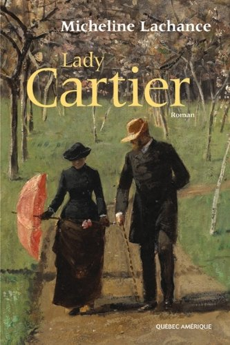 9782894306796: Lady Cartier