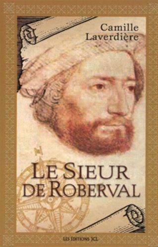 9782894313428: Sieur de Roberval