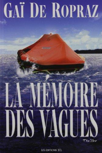 9782894314050: la memoire des vagues