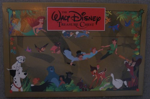 The Walt Disney Treasure Chest Boxed Set: Unknown