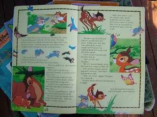 The Walt Disney Treasure Chest, Bambi