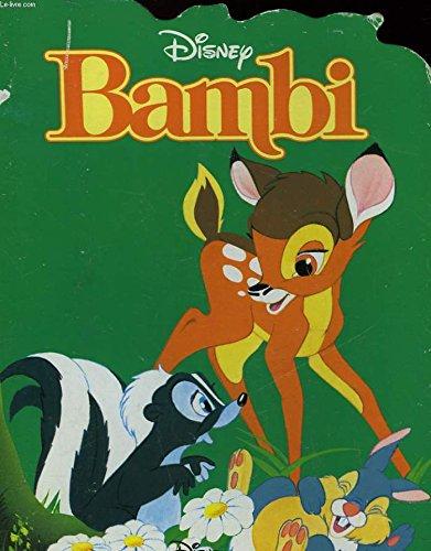 9782894332481: Walt Disney's Bambi