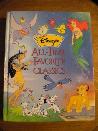 9782894333136: Disney's All-Time Favorite Classics
