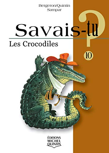 9782894352083: Les Crocodiles (French Edition)