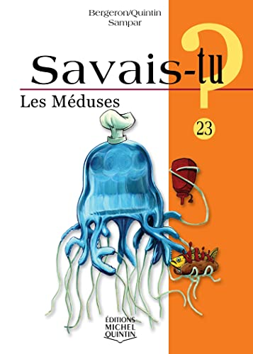 9782894352731: Les méduses (French Edition)