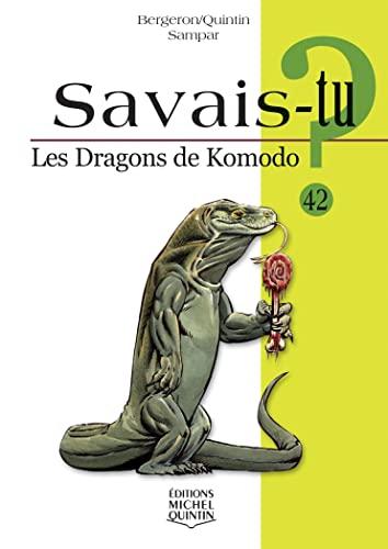 Les dragons de Komodo (French Edition): Alain-M Bergeron