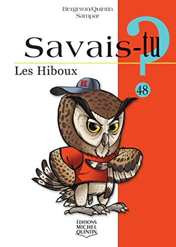 9782894355015: Les hiboux (French Edition)