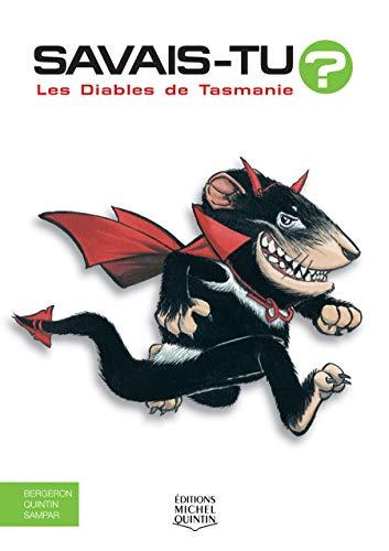 9782894355039: Savais-tu - Les diables de Tasmanie