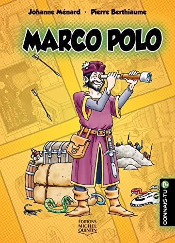 Marco Polo - Nº 3: Ménard, Johanne