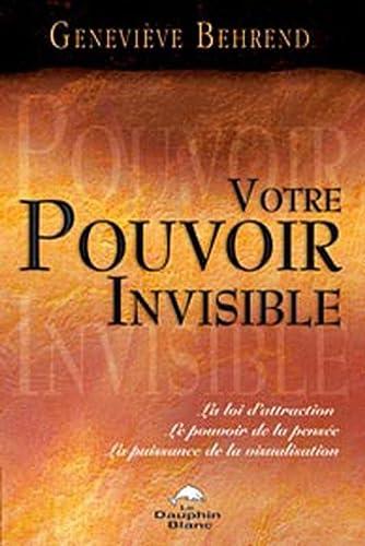 Votre pouvoir invisible: Genevieve Behrend