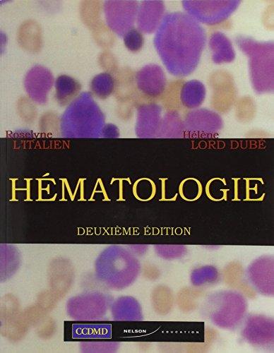 9782894430620: Hematologie