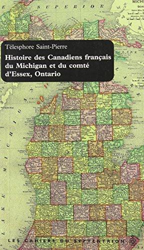 9782894481479: Histoire des Canadiens Français Dans le Michigan