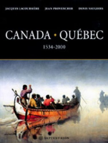 9782894481868: Canada Quebec 1534 2000 Couverture Souple