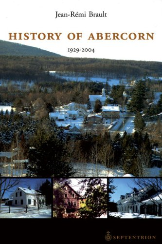 History of Abercorn, 1929-2004: Jean-Remi Brault, Sarah